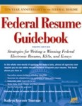 Federal Resume Guidebook - 4th Edition