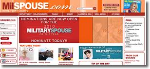 MilSpouse.com